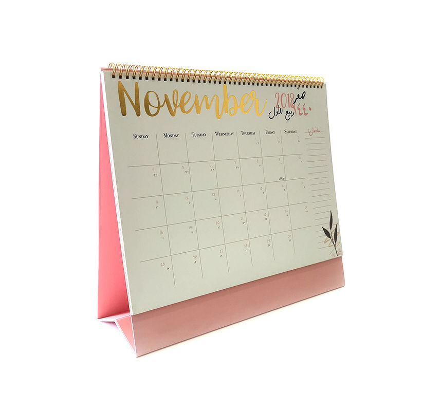 Monthly Large Mounted Wall 365 Day Calendar